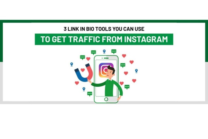 3 Link in Bio Tools You Can Use To Get Traffic from Instagram
